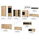 Elementy systemu John