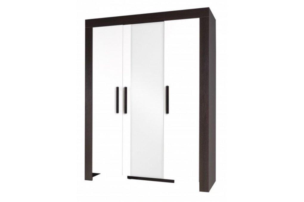 1 szafa 3-drzwiowa milano-crem Cezar