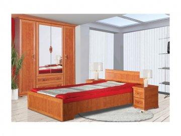 Tanie meble do sypialni z eleganckiej kolekcji Oskar ✓ meble online