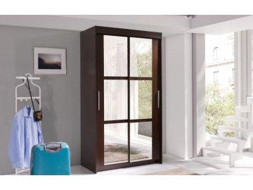 Szafy w różnych wzorach i kolorach szer. 101-130 cm | tanie meble