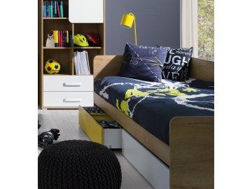 Łóżka młodzieżowe i dziecięce, pojedyncze lub piętrowe - sklep online