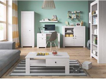 RENE- nowoczesne meble do pokoju młodzieżowego, salonu czy jadalni