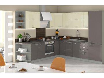 Meble kuchenne Karmen-Grey