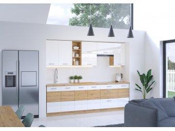 Kuchnia modułowa Artisan biały połysk