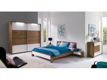 Kolekcja mebli do sypialni Latika - 3 kolory do wyboru