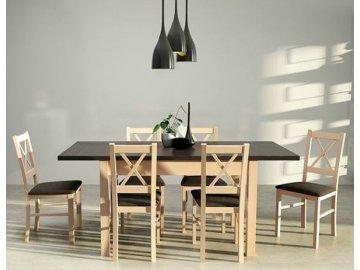 Zestawy 6-osobowe - stoły i krzesła - różne wymiary! Sklep online