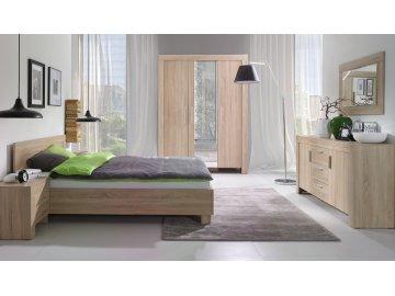 Piękny zestaw mebli do sypialni Cezar | tanie meble online
